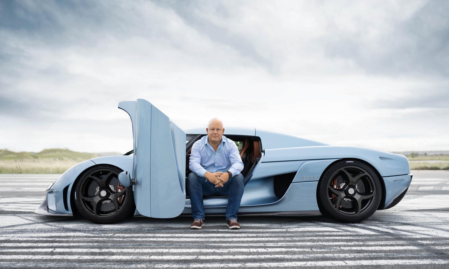 Christian von Koenigsegg - Passionate Leadership