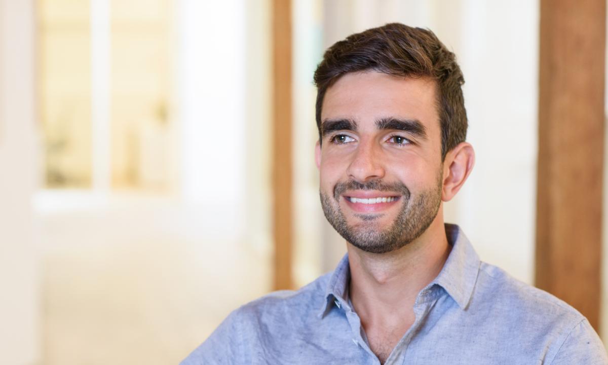 Damir Becirovic - Index Ventures