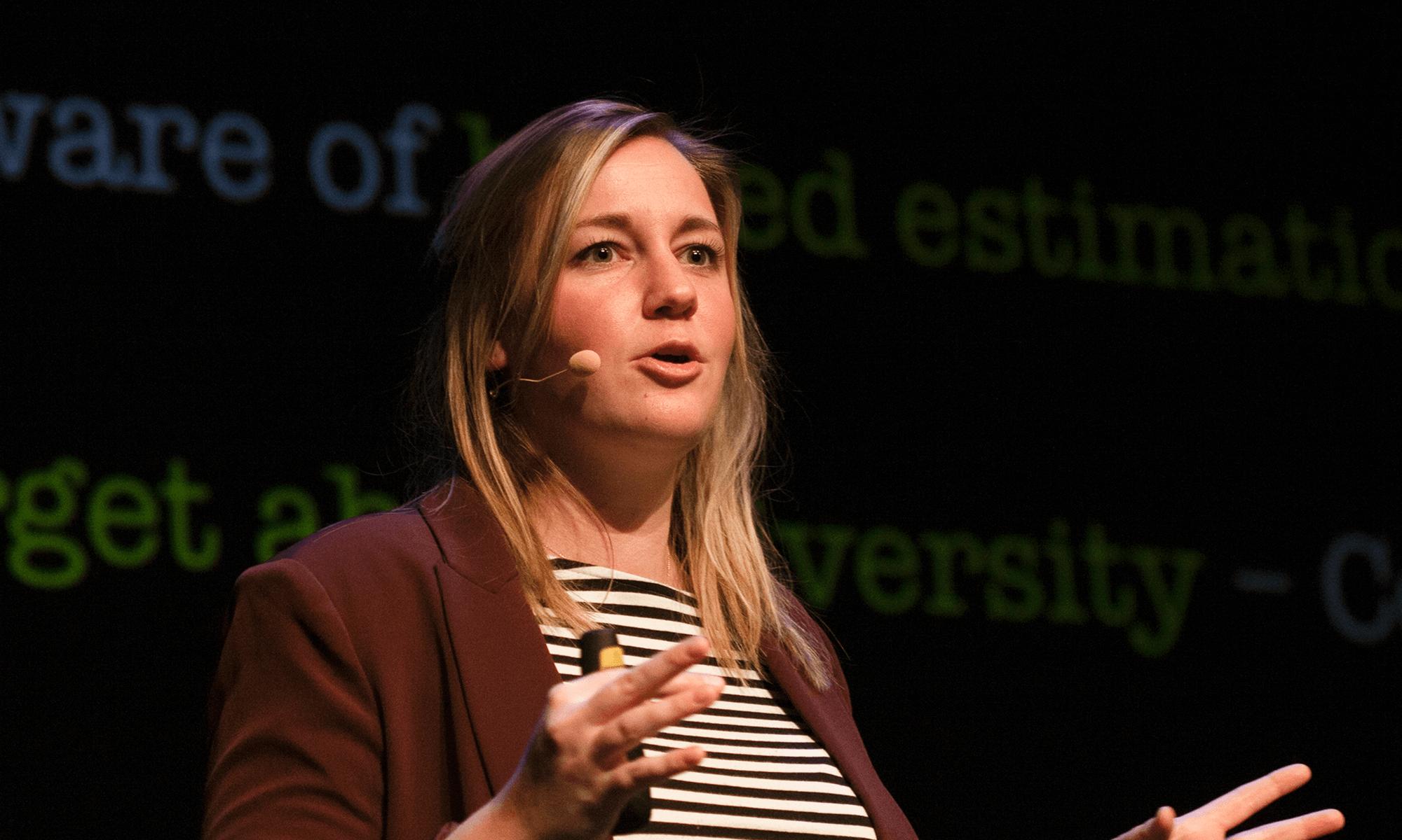 Evelyn van Kelle, Xebia
